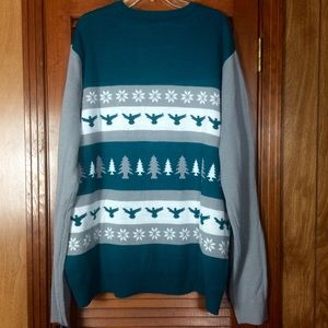 Nfl Sweaters Eagles Light Up Ugly Christmas Sweater Poshmark